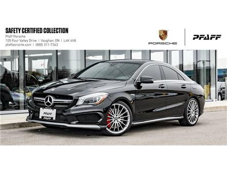 2015 Mercedes-Benz CLA45 AMG 4MATIC Coupe (Stk: P12536A) in Vaughan - Image 1 of 22