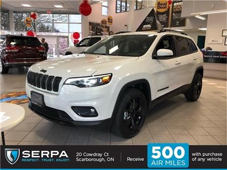 2019 Jeep Cherokee North (Stk: 194070) in Toronto - Image 1 of 17