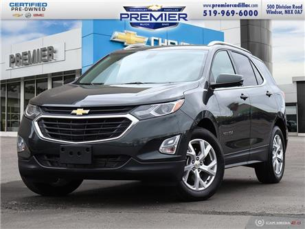 2019 Chevrolet Equinox LT (Stk: P19239) in Windsor - Image 1 of 29