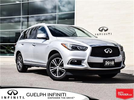 2018 Infiniti QX60 Base (Stk: IUP1939) in Guelph - Image 1 of 27