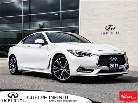 2017 Infiniti Q60  (Stk: IUP1944) in Guelph - Image 1 of 27