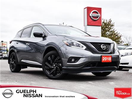 2018 Nissan Murano  (Stk: N20247A) in Guelph - Image 1 of 28