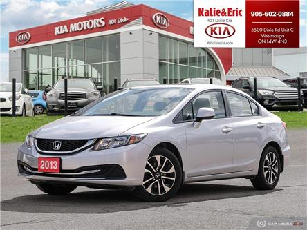2013 Honda Civic EX (Stk: FO20002A) in Mississauga - Image 1 of 30