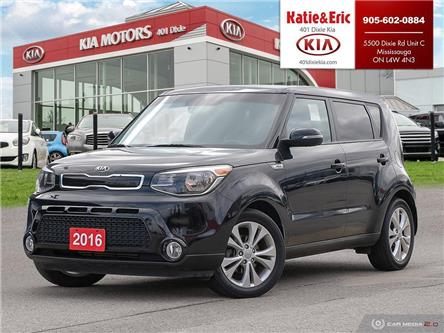 2016 Kia Soul EX (Stk: K3122) in Mississauga - Image 1 of 29