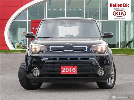 2016 Kia Soul EX (Stk: K3122) in Mississauga - Image 2 of 29