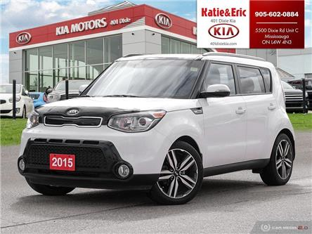 2015 Kia Soul SX (Stk: SL20047A) in Mississauga - Image 1 of 29