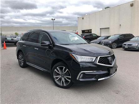 2019 Acura MDX Elite (Stk: K801995TAK.T) in Brampton - Image 1 of 17
