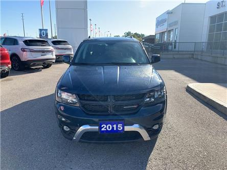 2015 Dodge Journey Crossroad (Stk: S9470A) in St. Thomas - Image 2 of 25