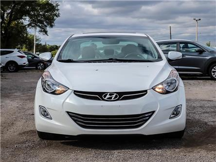 2013 Hyundai Elantra Limited (Stk: U06680) in Toronto - Image 2 of 21