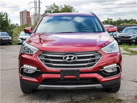 2017 Hyundai Santa Fe Sport 2.4 Premium (Stk: U06692) in Toronto - Image 2 of 25