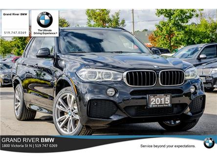 2015 BMW X5 xDrive35d (Stk: PW5062) in Kitchener - Image 1 of 22