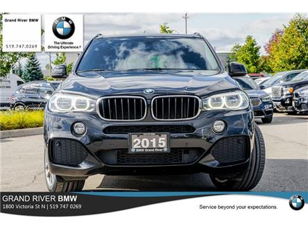 2015 BMW X5 xDrive35d (Stk: PW5062) in Kitchener - Image 2 of 22
