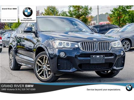 2016 BMW X4 xDrive28i (Stk: T50939A) in Kitchener - Image 1 of 21