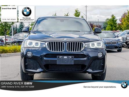 2016 BMW X4 xDrive28i (Stk: T50939A) in Kitchener - Image 2 of 21