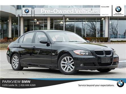 2008 BMW 323i  (Stk: PP8694A) in Toronto - Image 1 of 19