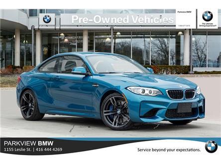 2017 BMW M2 Base (Stk: PP8790) in Toronto - Image 1 of 22