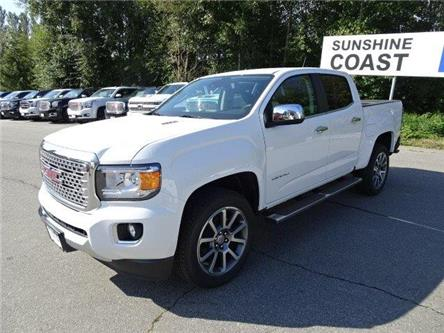 2020 GMC Canyon Denali (Stk: GL114143) in Sechelt - Image 1 of 14