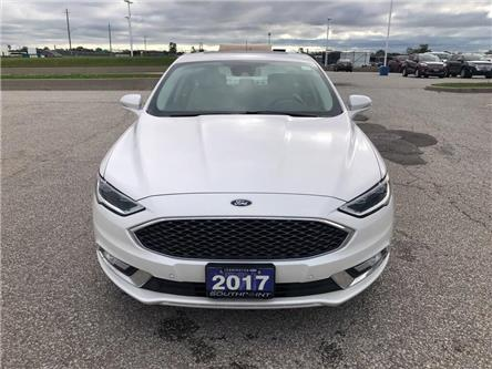 2017 Ford Fusion Energi Platinum (Stk: S10426R) in Leamington - Image 2 of 25
