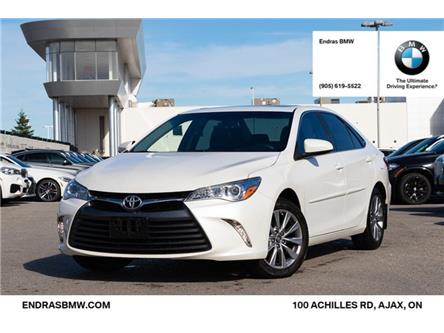 2017 Toyota Camry XLE (Stk: 35644A) in Ajax - Image 1 of 22