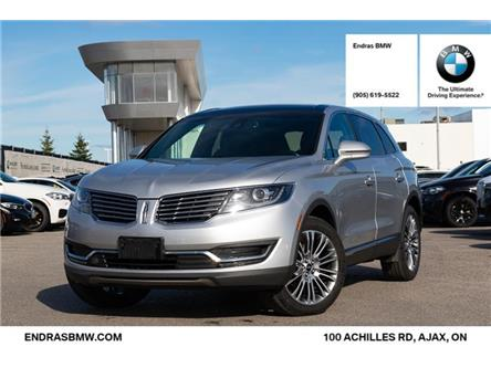 2016 Lincoln MKX Reserve (Stk: 52421A) in Ajax - Image 1 of 20