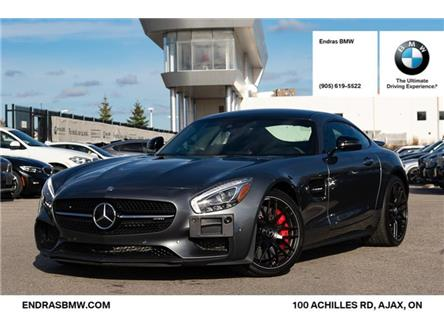 2017 Mercedes-Benz AMG GT S (Stk: 70259A) in Ajax - Image 1 of 22