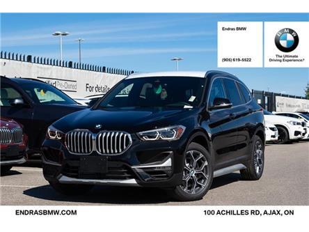 2020 BMW X1 xDrive28i (Stk: 12968) in Ajax - Image 1 of 21