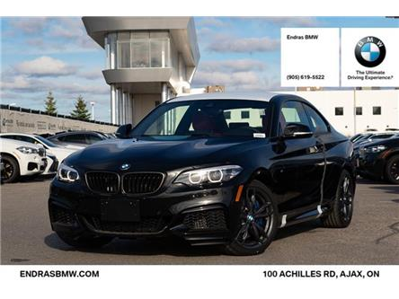 2020 BMW M240i xDrive (Stk: 20399) in Ajax - Image 1 of 21