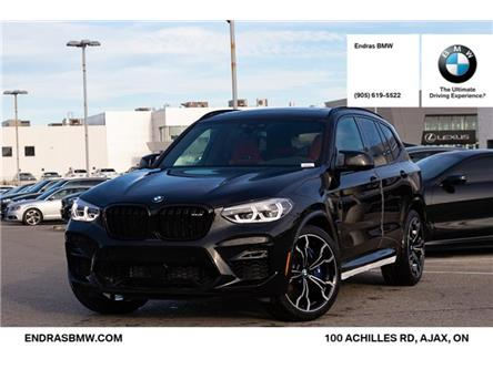 2020 BMW X3 M Competition (Stk: 35709) in Ajax - Image 1 of 22