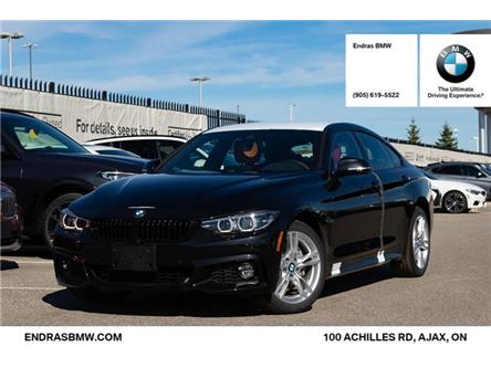 2020 BMW 430i xDrive Gran Coupe (Stk: 41093) in Ajax - Image 1 of 22