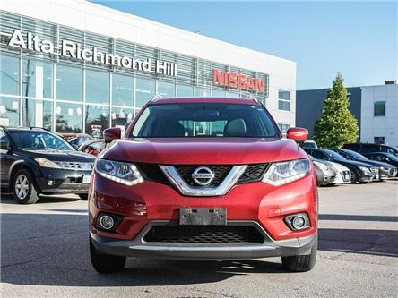 2016 Nissan Rogue SL Premium (Stk: RU2747) in Richmond Hill - Image 2 of 27