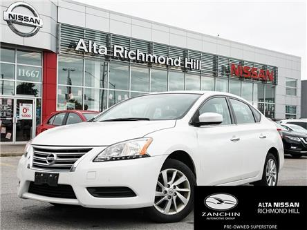 2015 Nissan Sentra 1.8 SV (Stk: RU2746) in Richmond Hill - Image 1 of 7