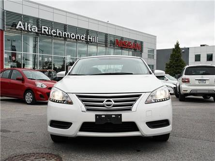 2015 Nissan Sentra 1.8 SV (Stk: RU2746) in Richmond Hill - Image 2 of 7