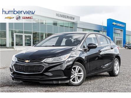 2018 Chevrolet Cruze LT Auto (Stk: APR5122) in Toronto - Image 1 of 19