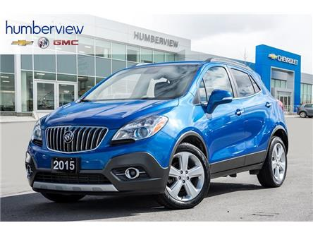 2015 Buick Encore Leather (Stk: B9E077A) in Toronto - Image 1 of 20