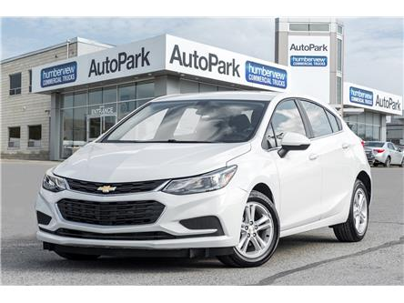 2018 Chevrolet Cruze LT Auto (Stk: APR4184) in Mississauga - Image 1 of 19
