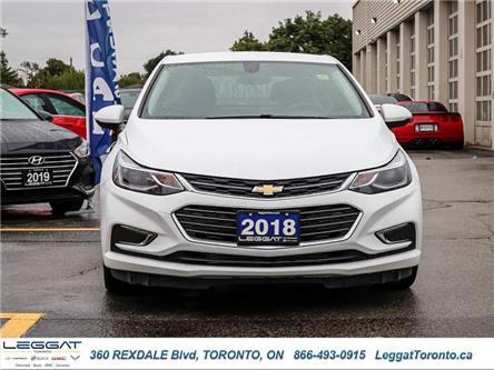 2018 Chevrolet Cruze Premier Auto (Stk: T11648) in Etobicoke - Image 2 of 24