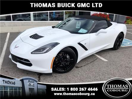 2017 Chevrolet Corvette Stingray (Stk: UC00243) in Cobourg - Image 1 of 25