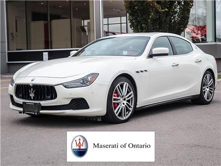 2014 Maserati Ghibli S Q4 (Stk: U4355) in Vaughan - Image 1 of 26
