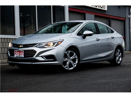 2018 Chevrolet Cruze Premier Auto (Stk: 191136) in Chatham - Image 1 of 26