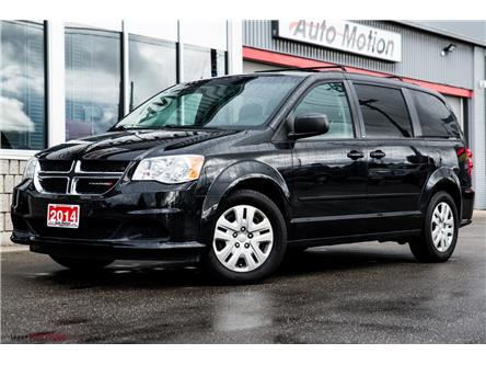 2014 Dodge Grand Caravan SE/SXT (Stk: 19843) in Chatham - Image 1 of 24
