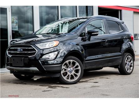 2018 Ford EcoSport Titanium (Stk: 191164) in Chatham - Image 1 of 28