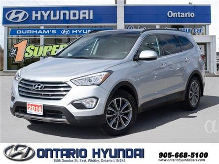 2016 Hyundai Santa Fe XL Luxury (Stk: 41773K) in Whitby - Image 1 of 21