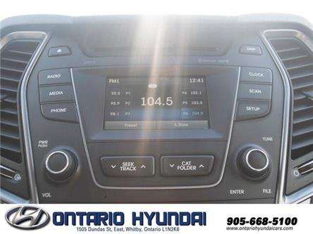 2016 Hyundai Santa Fe XL Luxury (Stk: 41773K) in Whitby - Image 2 of 21