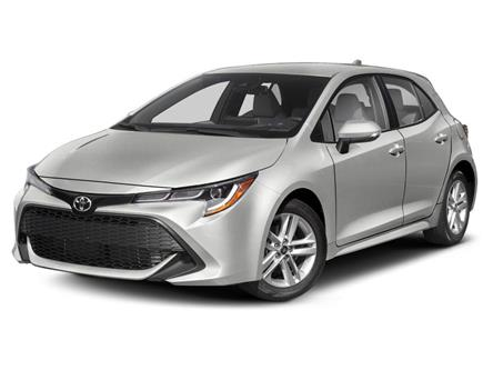 2019 Toyota Corolla Hatchback Base (Stk: 19598) in Bowmanville - Image 1 of 9