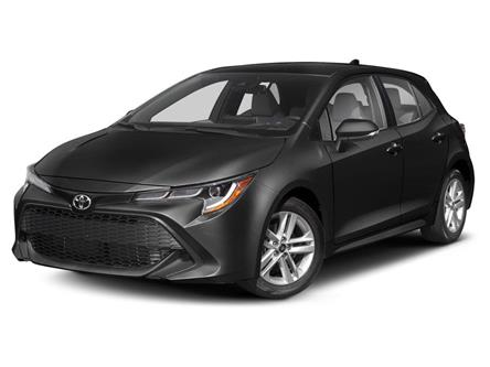 2019 Toyota Corolla Hatchback Base (Stk: 19594) in Bowmanville - Image 1 of 9