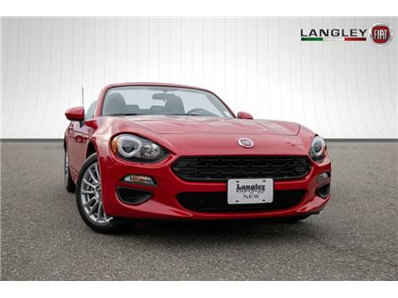 2019 Fiat 124 Spider Classica (Stk: K141677) in Surrey - Image 1 of 22