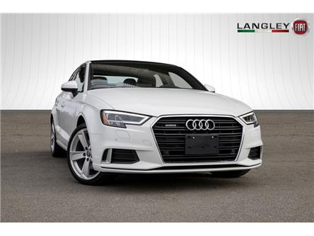 2017 Audi A3 2.0T Technik (Stk: LF4792) in Surrey - Image 1 of 24