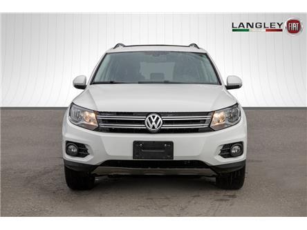 2017 Volkswagen Tiguan Wolfsburg Edition (Stk: LF6603) in Surrey - Image 2 of 22