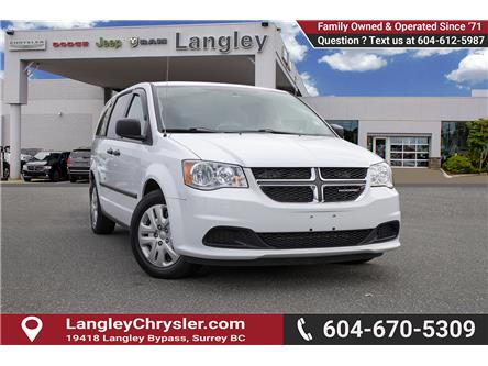 2016 Dodge Grand Caravan SE/SXT (Stk: EE910810A) in Surrey - Image 1 of 20