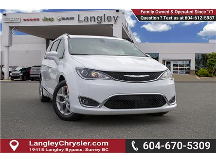 2018 Chrysler Pacifica Touring-L Plus (Stk: EE911010) in Surrey - Image 1 of 23